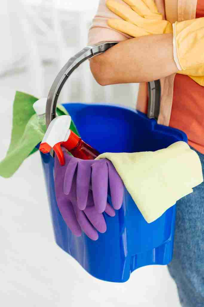 clean your space